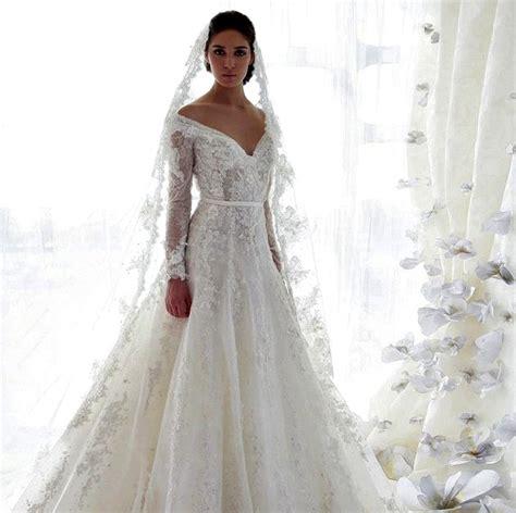 fotos vestidos de novia con manga vestidos con manga de novia