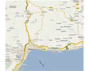 Map Of Southern Spain by Similiar Southern Coast Of Spain Map Keywords