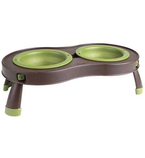 food bowl stand collapsible pet bowls stand in pet bowls