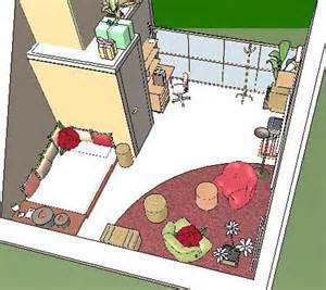 Kleiderschrank Kinder by Cad Entwurf F 252 R Ein Jugendzimmer Unterm Dach Roomido Com