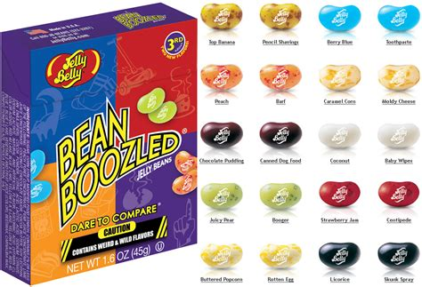 where to get the bean boozled challenge warning jelly belly bellyflops really do every