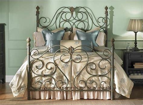 aberdeen bedroom furniture aberdeen iron beds by wesley allen park home