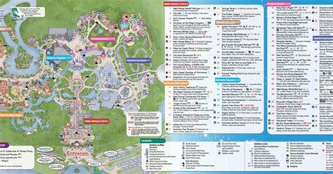 printable maps for magic kingdom mymagic and fastpass magic kingdom and disney s animal