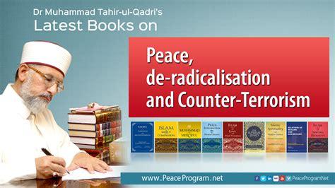 www minhaj org dr muhammad tahir ul qadri s latest books on peace de