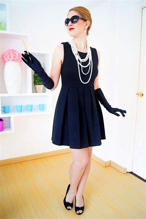 imagenes de halloween vestidos 8 disfraces para halloween hechos con un vestido negro
