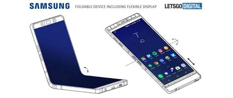 samsung galaxy  foldable phone unveiled  ces  private