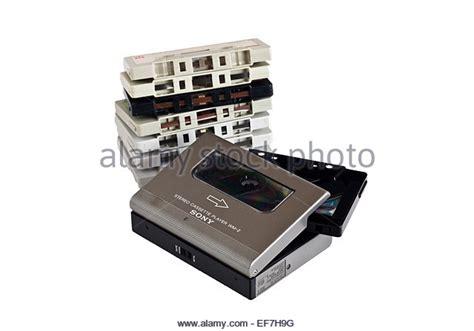 cassette walkman sony walkman cassette player stock photos sony walkman