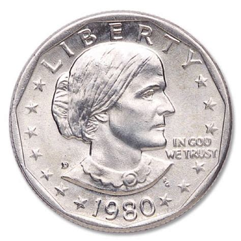 1980 d bu susan b anthony dollar ebay