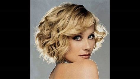 haircuts for curly hair youtube hairstyles for curly short hair youtube