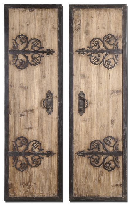 wrought iron decorative wall panels tally wall window panels set of 2 these oversized