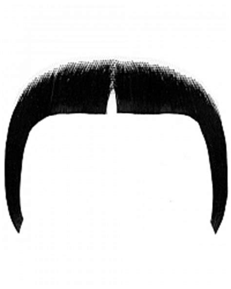 Fu Manchu Mustache Clip