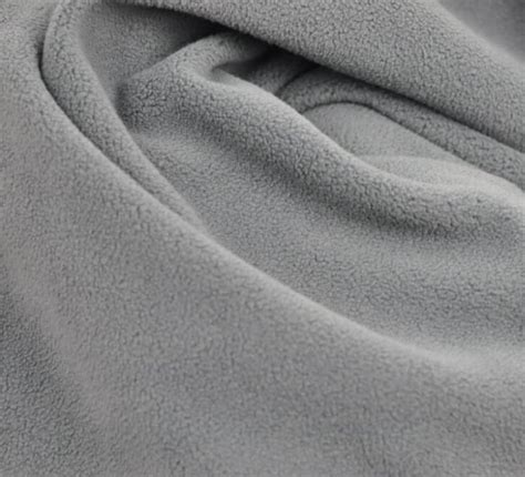 grey pattern fleece fabric fleece in steel grey new forest fabrics