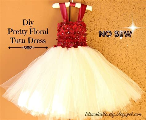 diy flower girl dress  tutu dress   sew  baby