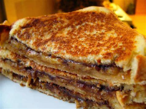 variasi membuat roti bakar resep membuat roti bakar pisang special komplit harian resep