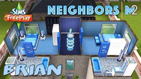 design clothes neighbor sims freeplay sims freeplay brian f s house neighbor s original house