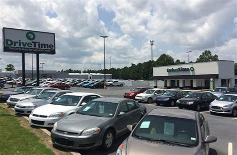 Drive Time atlanta used car dealerships drivetime union city 552