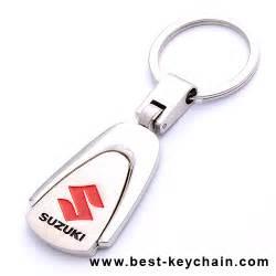 Suzuki Keyring Promotion Keychain Manufactory Bk12044 Suzuki Keychain
