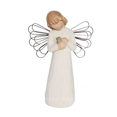 angel of comfort willow tree new willow tree angel of healing ebay