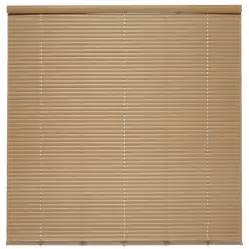 lowes room darkening blinds shop style selections 1 in cordless taupe vinyl room