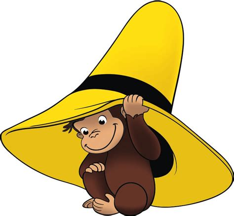 monkeys images curious george hat hd wallpaper background photos 36200991