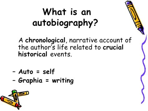 characteristics of biography and autobiography characteristics of non fiction text