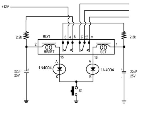 12v led turn signal wiring diagram get free image about