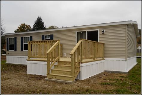 mobile home deck plans decks and patios for mobile homes decks home