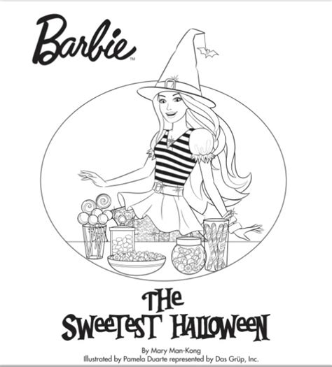 barbie the sweetest halloween barbie movies photo