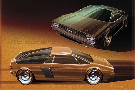 dutch artist reimagines modern cars  retro creations