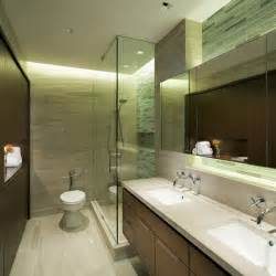 Small bathroom ideas for convenience and elegance in small spaces