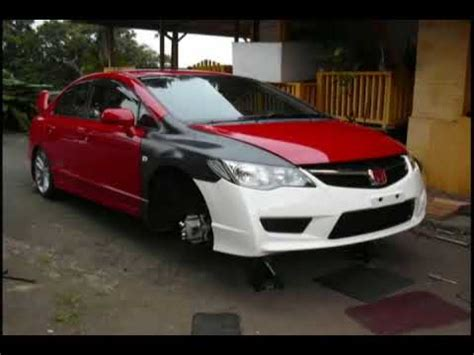fd2 type r conversion youtube