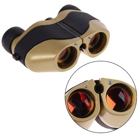 Binoculars Teropong Binocular teropong binocular outdoor magnification 80 x 120 golden