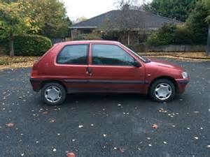 Peugeot 106 For Sale 2000 Peugeot 106 For Sale For Sale In Celbridge Kildare