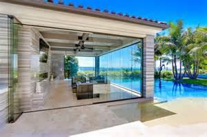 folding doors patio frameless folding sliding patio doors frameless sliding