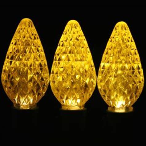premium c9 yellow led christmas lights