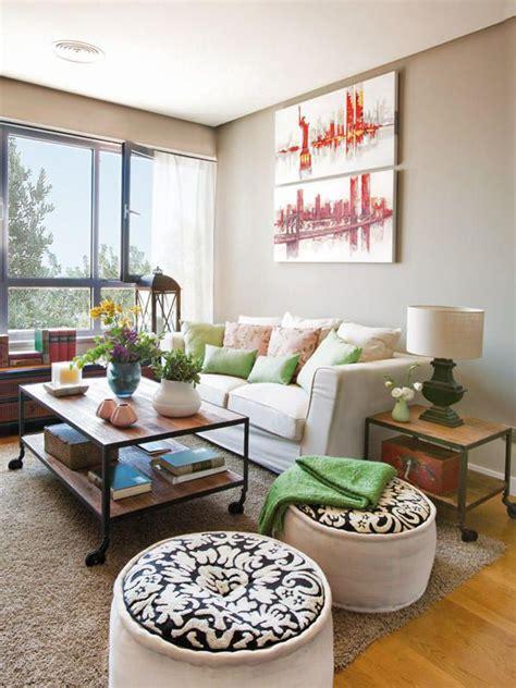 como decorar apartamento de 40m2 antes y despu 233 s un piso de 40m2 reformado ideas para el