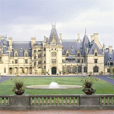 The History Of Biltmore House In Asheville North Carolina