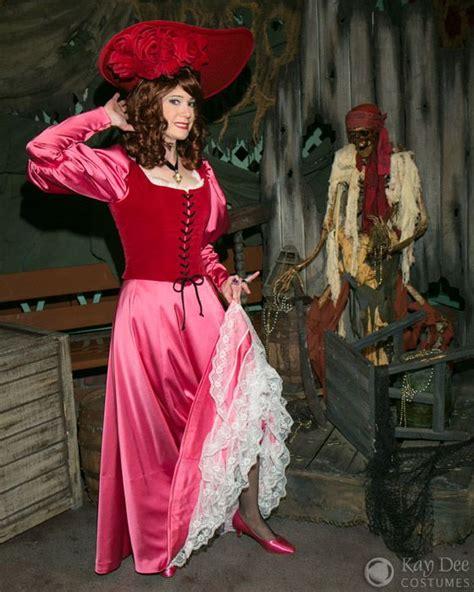 pirates   caribbean redhead wench redhead costume