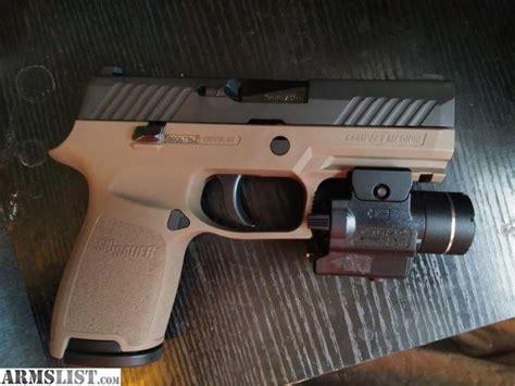 sig p320 laser light armslist for sale sig sauer p320 9mm new never fired