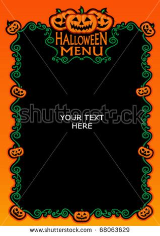 stock images similar to id 56021596 a menu template for
