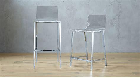 Acrylic Bar Stools vapor acrylic bar stools cb2