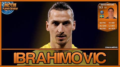 ibrahimovic tattoo fifa 14 fifa 14 ut motm ibrahimovic man of the match ultimate