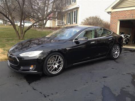 Model S 85 Tesla Stock 2012 Tesla Model S 85 Non Performance 1 4 Mile Drag