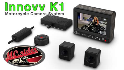 Innovv K1 motorcycle camera system review » Motorcycle
