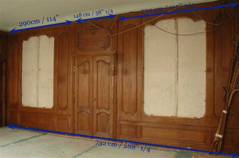 paneled rooms antique oak paneled room from the beginning of the 20th