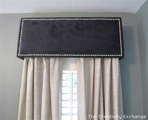 box cornice best 25 window valance box ideas on box