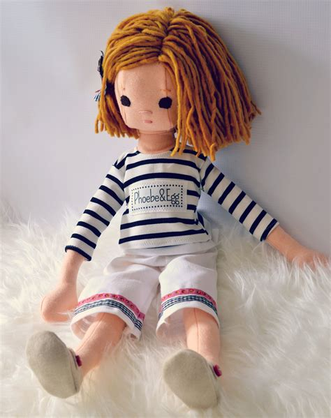 doll handmade about the handmade dolls phoebe egg