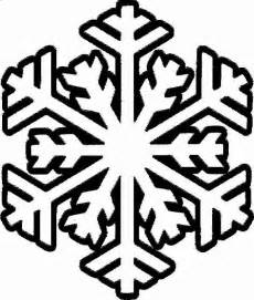 printable snowflake free coloring pages art coloring pages
