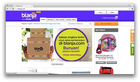 ebay indonesia career ebay quietly arrives in indonesia under the name blanja