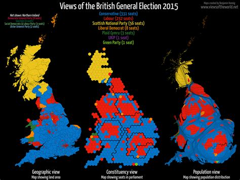 2015 uk election map views of the 2015 uk election views of the world